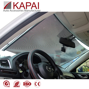 Anti-ice snow and UV protector truck sun shade