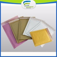 new design poly bubble mailers padded envelopes with certificate