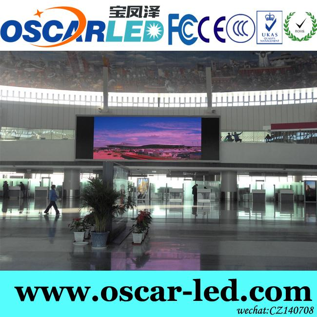 alibaba led display for advertising for shopping mall advertising