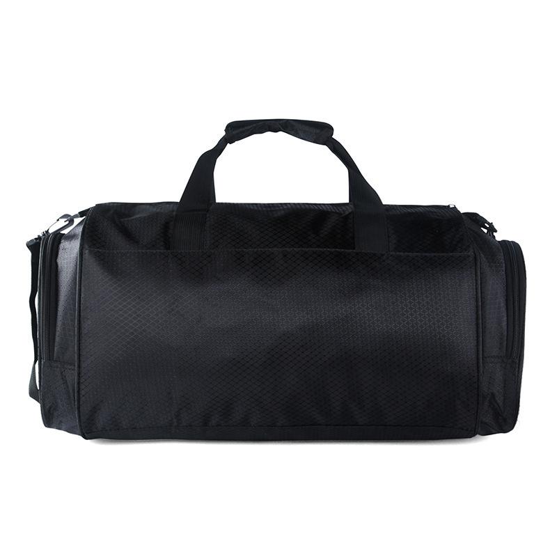 multifunctional polyester low moq fashionable OEM big sports travel duffle bag high quality