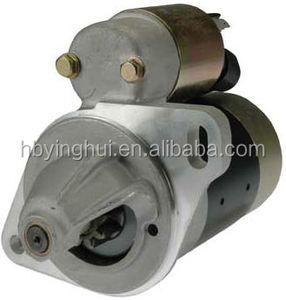 Starter motor FOR Yanmar 3TN66 Yanmar 3TNA68 Yanmar 3TNA72 LESTER:18218  0 9KW/12V CW 9T