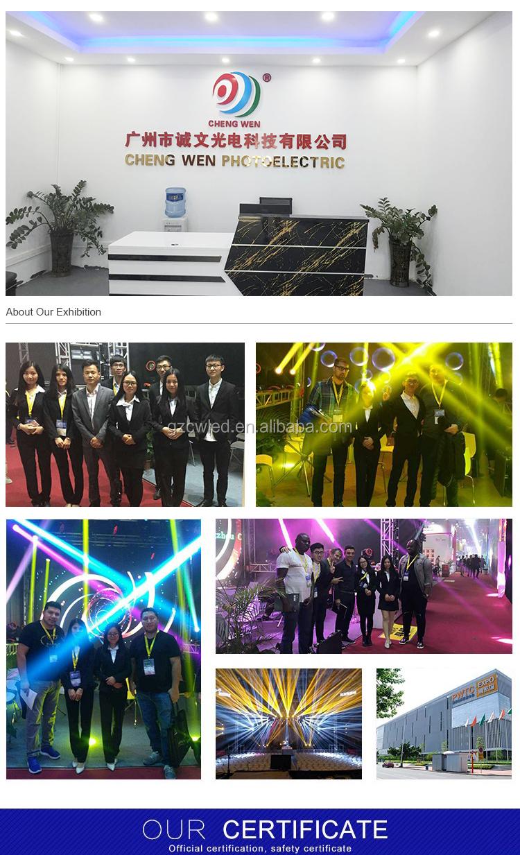 200Watt RGBW 4in1 3200K LED profile spot light for theatre,church,movie,films,stage