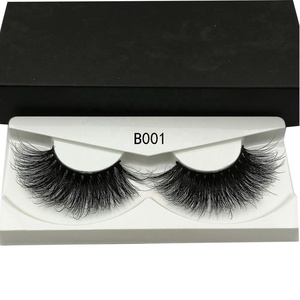 Private Label 3D Mink Super long dramatic 25mm Eyelashes