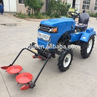 Ukraine and Russia mini tractor alfalfa lawn mower with good quality lawn mower parts