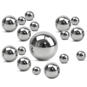 0.5-200mm solid stainless steel ball for sale