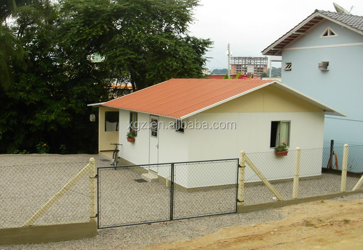 Prefabricated Mining Camp Home House Kit