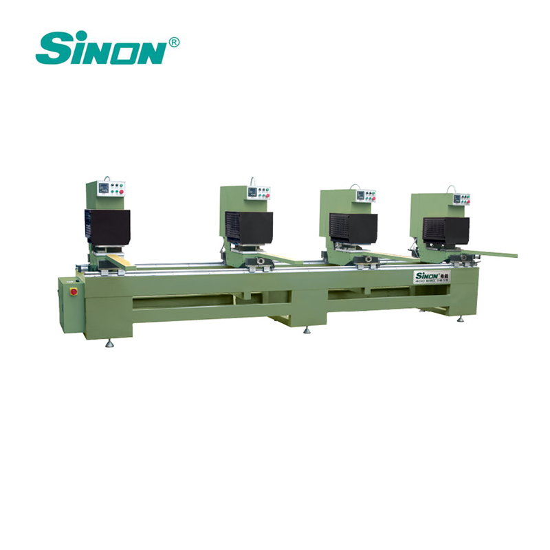 automatic pvc window welding machine parker window door machine