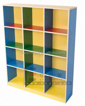 Schoolbag Kids Storage Cabinets