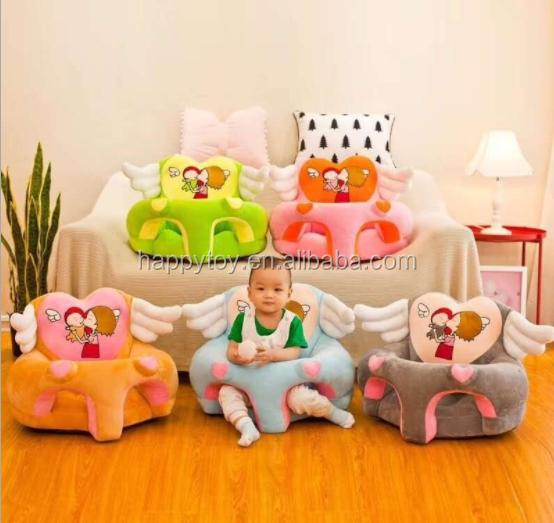 Hi 2019 Hot Sale Elephant Shape Sofa Chair Plush Baby Animal Sofa