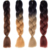 Cheap price wholesale 24'' 100g  braid jumbo braid  hair extenxsion