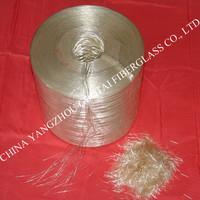 High Silica Chopped Strands And Soft Textile Glass Fiber Silver ...
