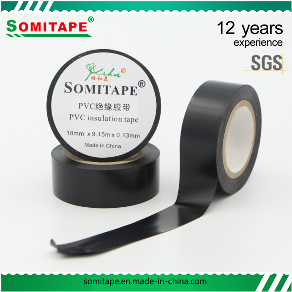 SOMITAPE SH553 Premium Grade Stripping PVC Insulated Electrical Tape
