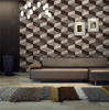 Modern and washable 3d wallpapers by korea designer