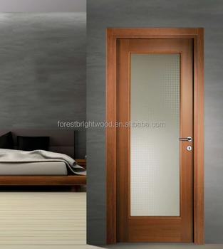 Glass panel interior doors wooden view doors wooden for Glass panel interior door