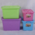 Plastic Storage Bin Clear Transparent Plastic Box