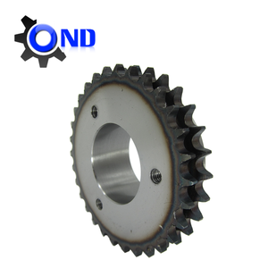 2018 High quality 08B-2 Black Oxidation Sprocket for hot sale(Factory)