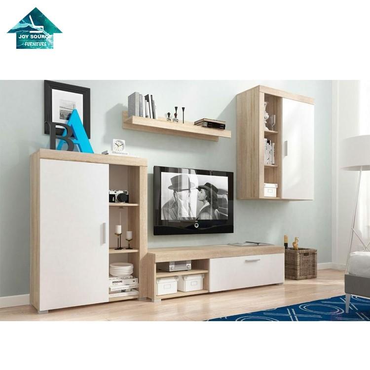 Living Room Furniture Set Modern Tv Wall Unit Cabinet Display Shelf   Buy  Tv Stand Furniture Living Room,Tv Stand Wall Units Designs,Tv Stand Modern  ...