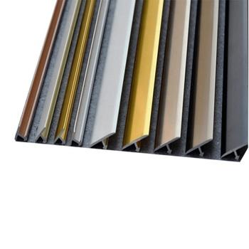 De Aluminio De Corte Para Alfombra De Cerámica Y Ángulo De