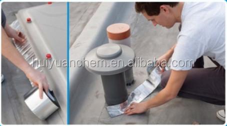 High Quality Aluminum Self Adhesive Bitumen Waterproof