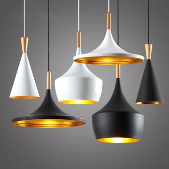 Wood Design England Beat Musical Instrument Hanging Pendant Light For Home Lighting