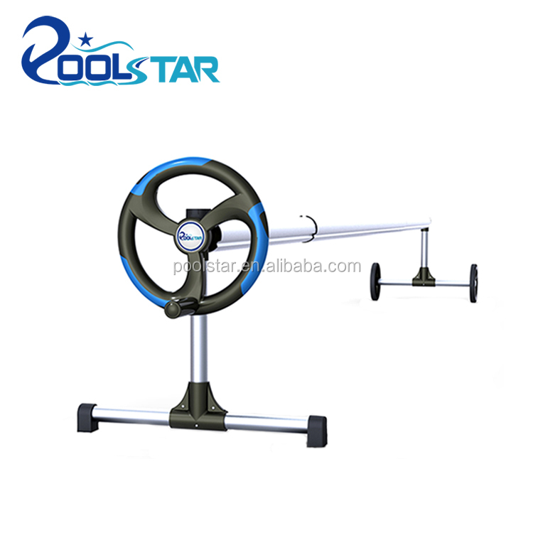 factory direct price swimming <strong>pool</strong> <strong>cover</strong> <strong>reel</strong> roller inground solar <strong>cover</strong> outdoor garden <strong>pool</strong> <strong>cover</strong> accessories