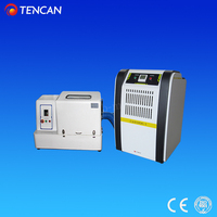 China Tencan 8L lab cryogenic planetary ball mill with air cooling system