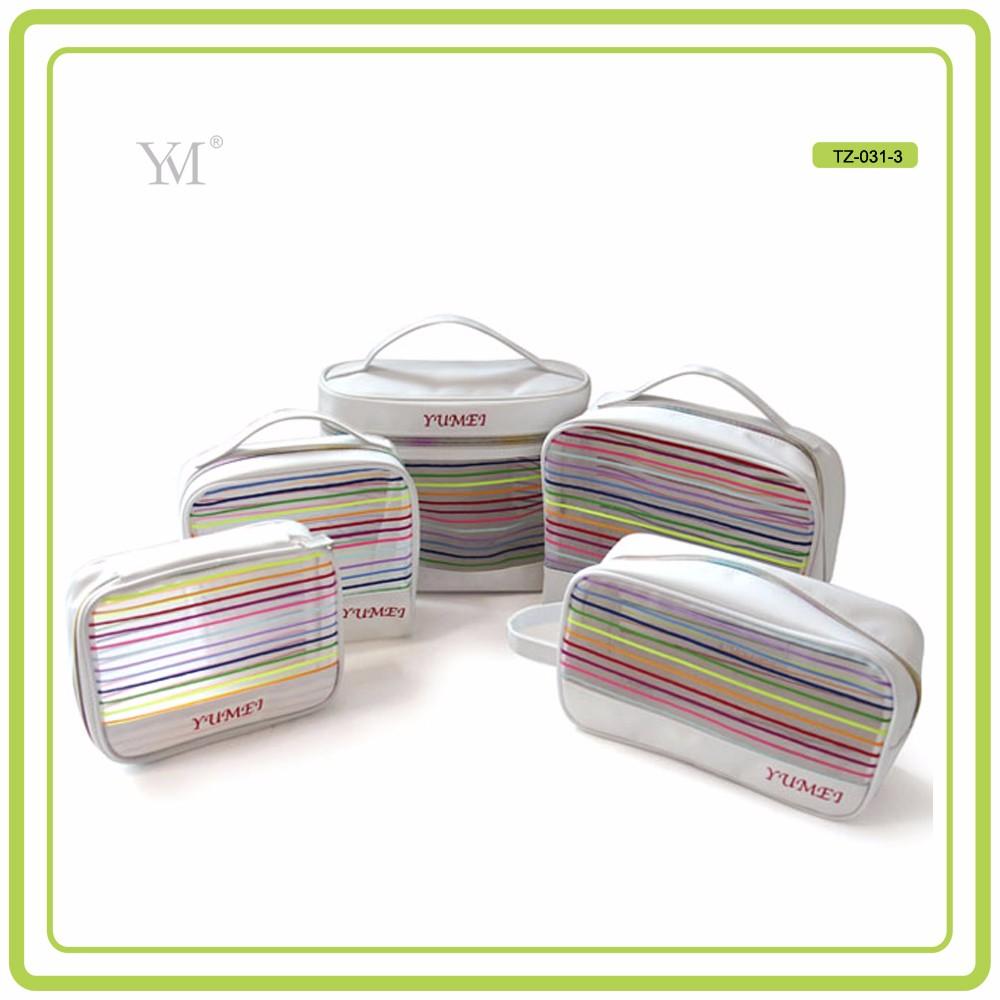Diy Design Top Qualität Modische Exw Preis In Usd Schutzhülle Regenbogen Bunte Nylon Mesh Inhalt Kosmetik Tasche Buy Inhalt Kosmetik Tasche Tasche