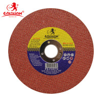 "GOLDLION Red 4"" angle grinder cutting disc for metal/steel/iron/cast 105x1.2x16mm"