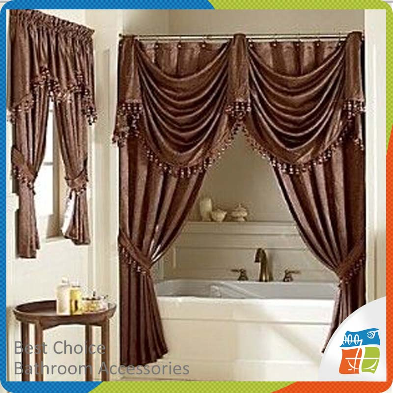 Shower Curtains With Valance Curtain Menzilperde Net
