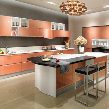 Custom Modern Modular Kitchen Cabinets Ghana Kitchen