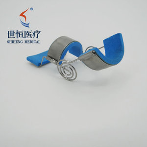 Aluminum Spring Finger Extension Splint Finger Straightening Machine