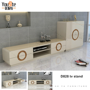 living room mdf board tv cabinet malaysia for sale D824