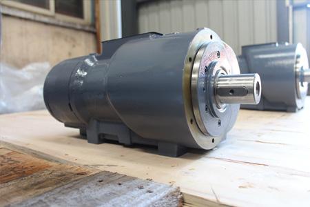 Hanbell AB-240 30HP 22kw Algemene Industriële Schroef Compressor Onderdelen Air End