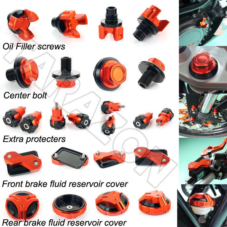 New Design Duke 200 Spare Parts Frame Sliders Crash Protector For Ktm - Buy  Frame Sliders Crash Protector,Duke 200 Plastic Frame Slider,China Alibaba