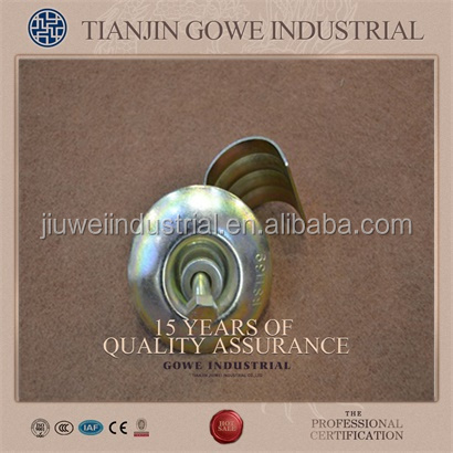 Pressed limpet Scaffolding Swivel Coupler With Carbon Steel Q235