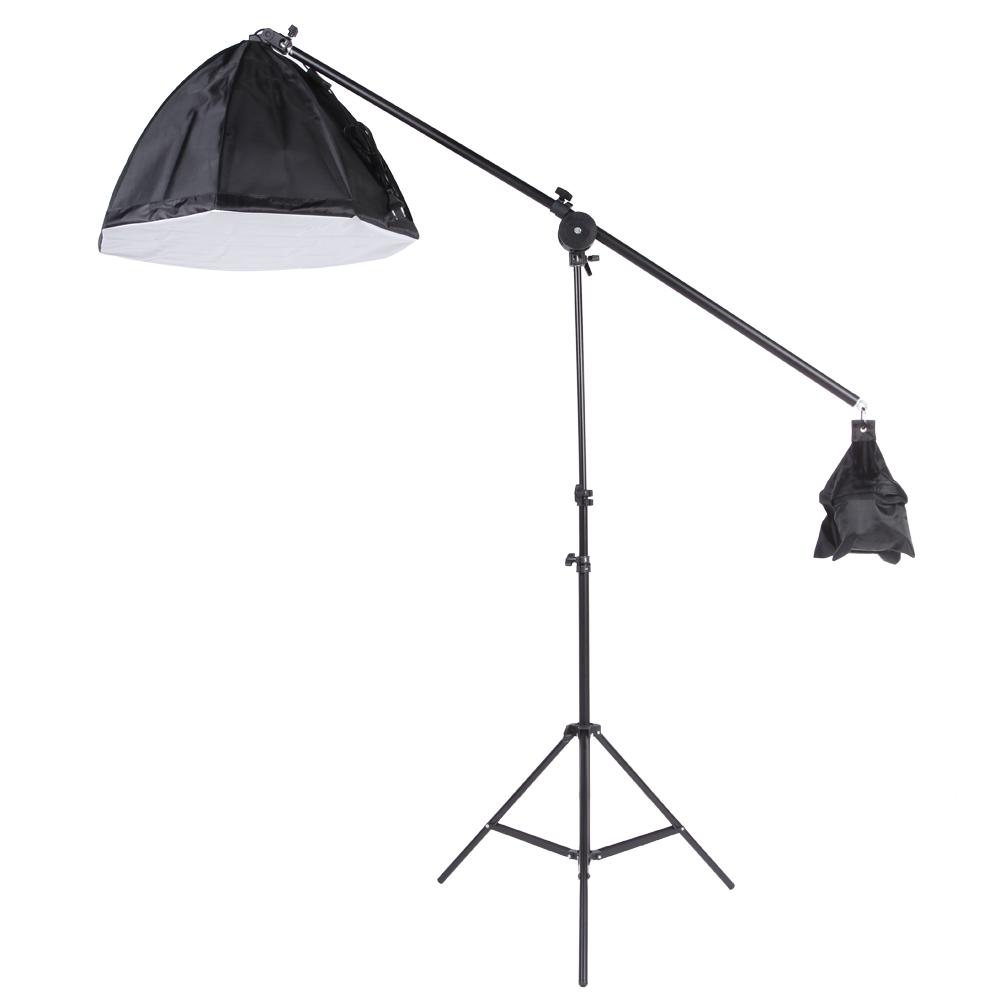 Photograph Studio Overhead Boom Arm  Photo Stand Grip For Softbox