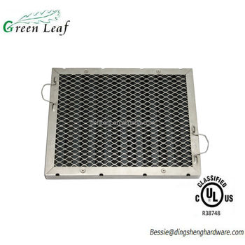 Airclean Mesh Commercial Kitchen Baffle Grease Filter - Buy Mesh ...