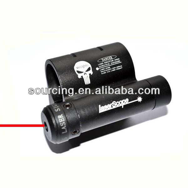 MINI Red Laser Dot Scope Sight with 25mm Ring 20mm Rail Mount for Pistol Handgun