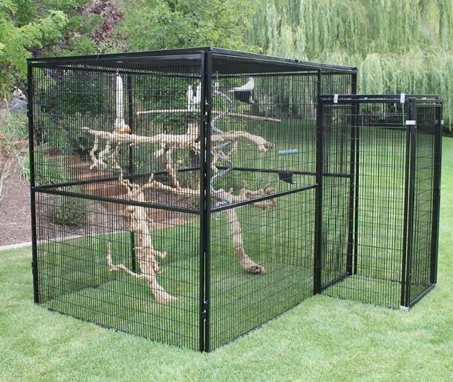 Large Bird Cage Aviary, View Bird Cage, Baochuan Product Details from  Anping Baochuan Wire Mesh Products Co , Ltd  on Alibaba com