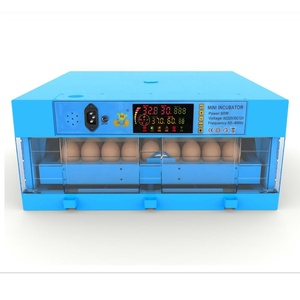 JF- 64 mini egg incubator for sale new design 2019 eggs incubator withCE approved 64 chicken eggs incubator