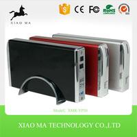 Retail USB 2.0 SATA To IDE Combo 3.5inch External Hard Drive / HDD Enclosure XMR-YP50
