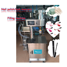 Low cost commercial cosmetic filling machine/mascara filling machine/foundation liquid filling machine