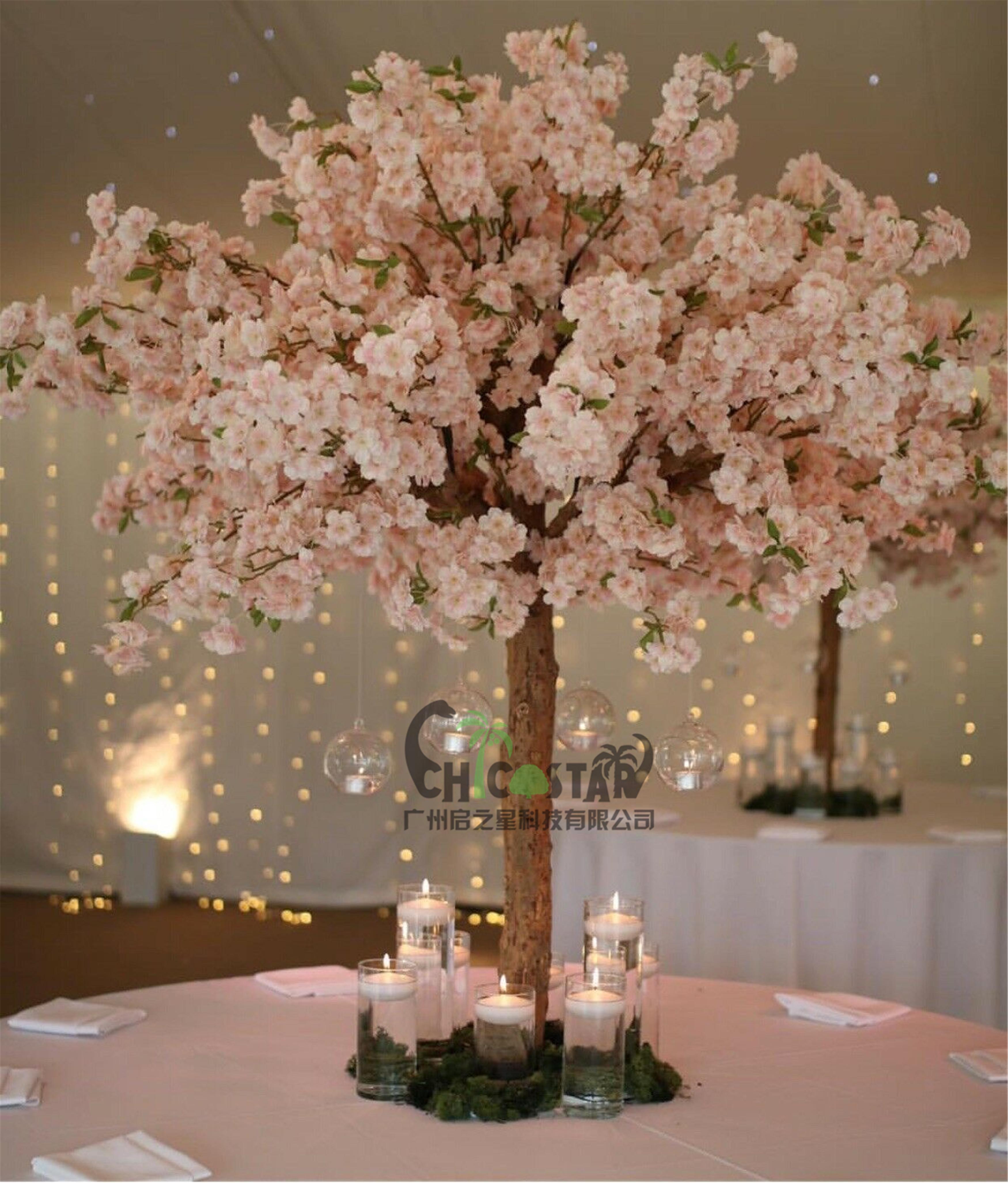 Wedding Table Centerpieces Artificial Cherry Blossom Tree/ Indoor Usage  Mini Sakura Blossom Tree Pink - Buy Wedding Table Cherry Blossom Tree, Wedding Table Centerpieces Artificial Tree,Mini Sakura Blossom Tree Product  on Alibaba.com