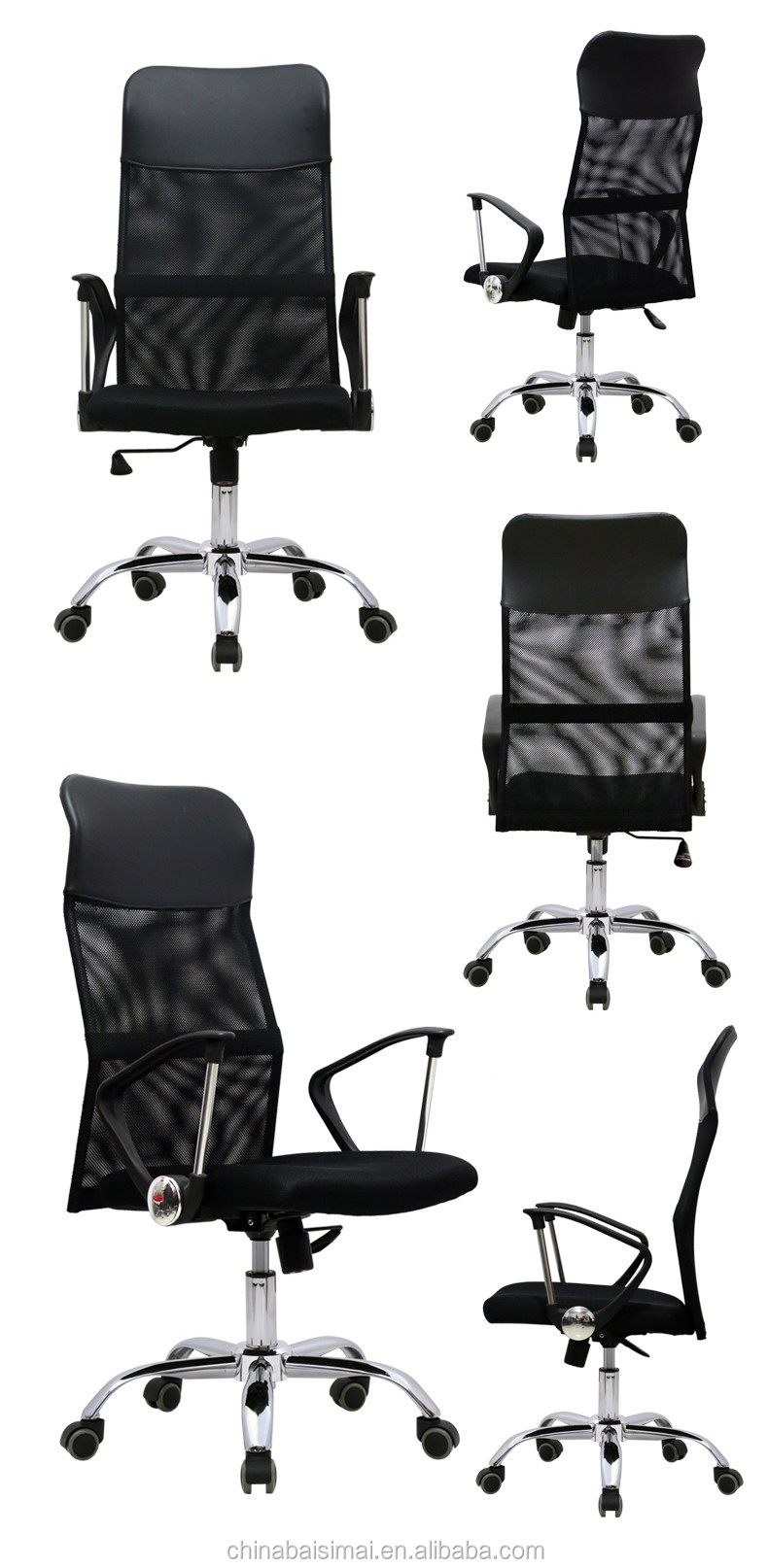 903 Hotsale Good Quality Mesh Office Chair Ergonomic