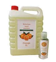 OEM ODM antiseptic waterless hand sanitizer
