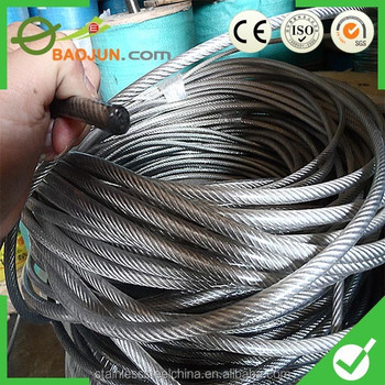 12mm 14mm 18mm 6 X 36sw + Iwrc/fc Stainless Steel Wire Rope - Buy ...