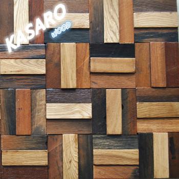 Mosaico Di Legno.3d Art Vecchia Nave Di Legno Mattonelle Di Mosaico Modern Interior Pannello Di Legno Di Carta Per Hotel E La Casa Buy Old Ship Legno Mosaico
