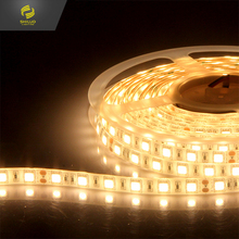distributors wanted 60leds/m SMD 5050 string 5m IP65 RGB flexible LED strips lights with 2 years warranty