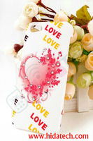 Fashion Cheap Price Wholesale Diamond Flower Case for iPhone 5,Mobile Phone Case for Apple iPhone5 5G