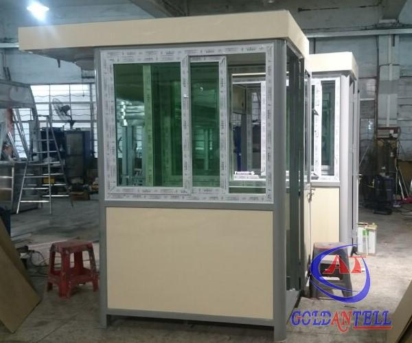 Container Ufficio Piccolo : Colorbond acciaio prefabbricata piccolo contenitore guardia di
